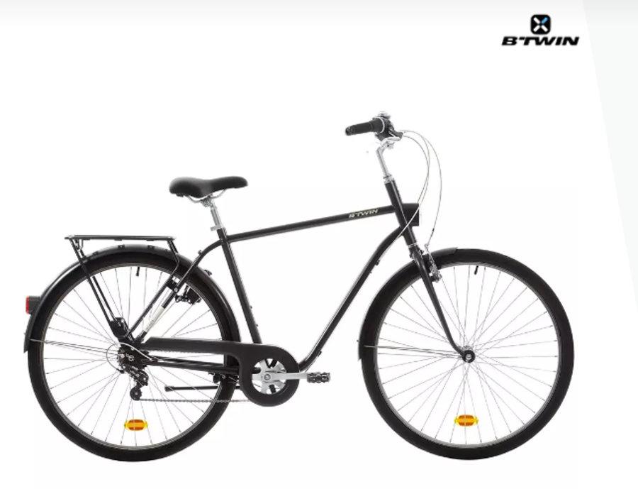 Ir en bicicleta al trabajo